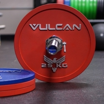Absolute Calibrated Steel Plates Vulcan - 359kg Set