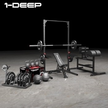 One-Deep CrossFit Equipment Package