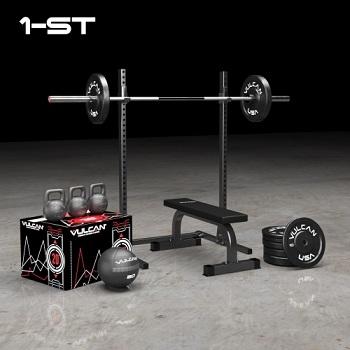 Buy vulcan standard crossfit equipment package vulcan strength