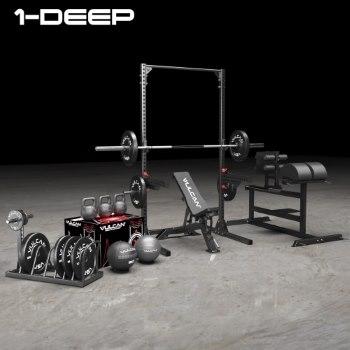Buy one deep cross training fitness equipment package vulcan strength