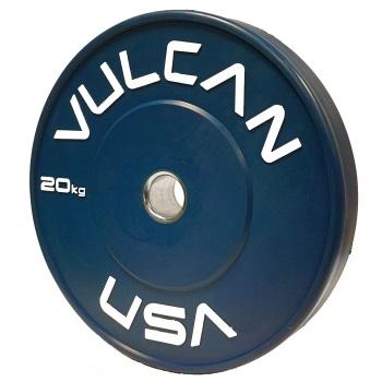 """HALE Black Bumper Plates Rubber Weight Olympic 2/"""" New 5KG 10KG 15KG 20KG 25KG"""